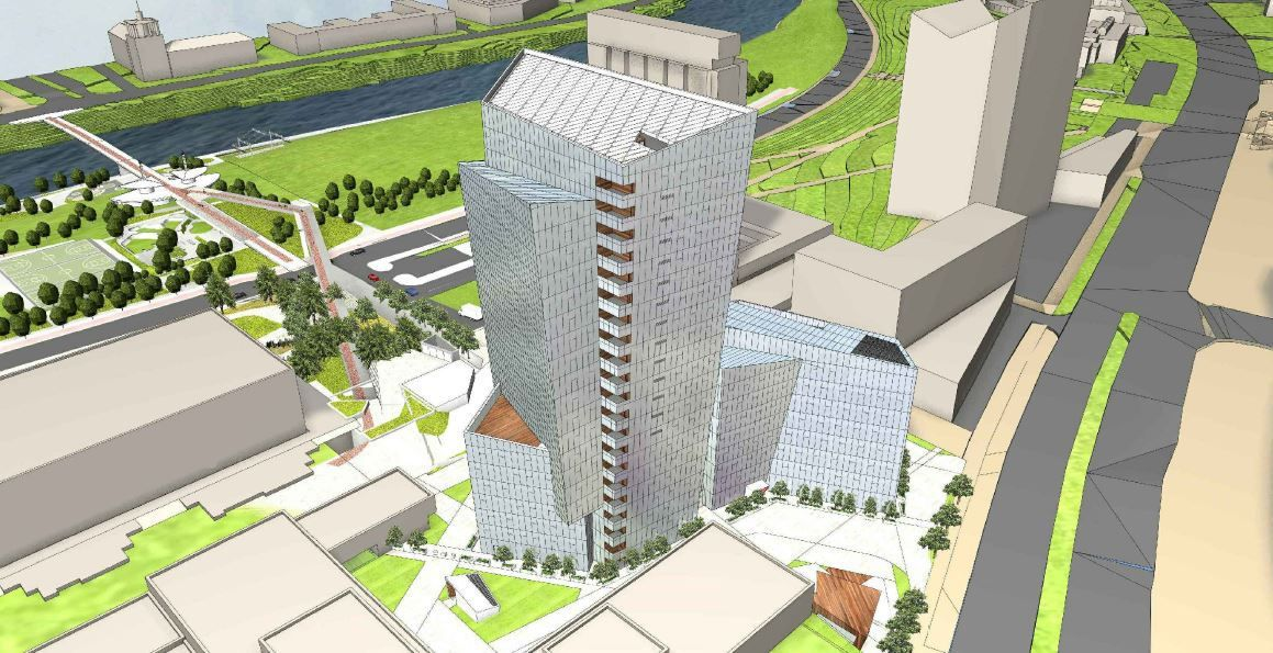 """Architektų rūmai mano, kad """"k18b"""" statybos leidimas neteisėtas, bet teisybės neieškos"""