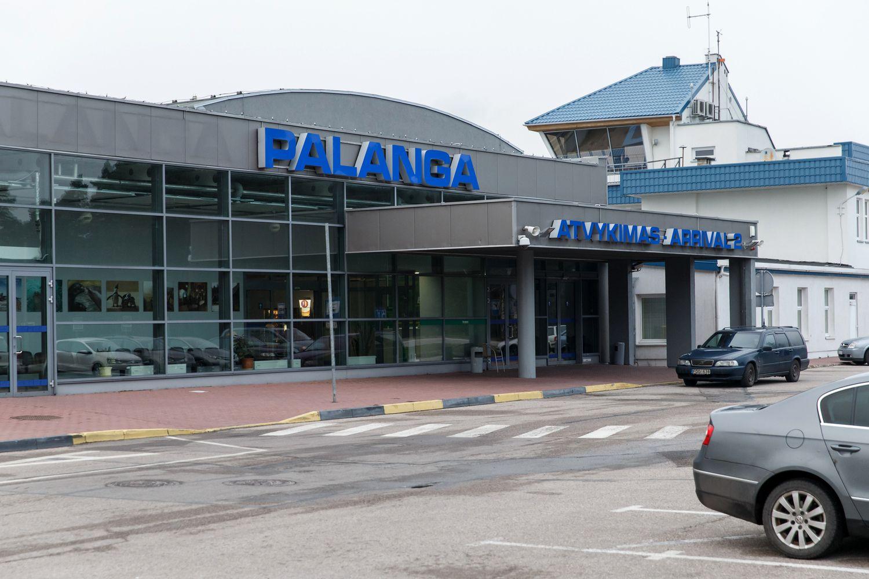 """Palangos oro uosto rekonstrukcijos projektą rengs """"Team architektai"""""""