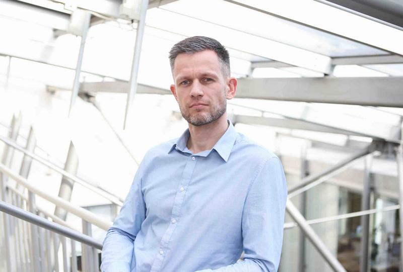 """Žiniasklaidos planavimo bendrovės """"Arena Media"""" strategijų direktoriumi tapo Dalius Dulevičius, kuris iki šiol vadovavo agentūrai """"PHD Lietuva"""". Bendrovės nuotr."""
