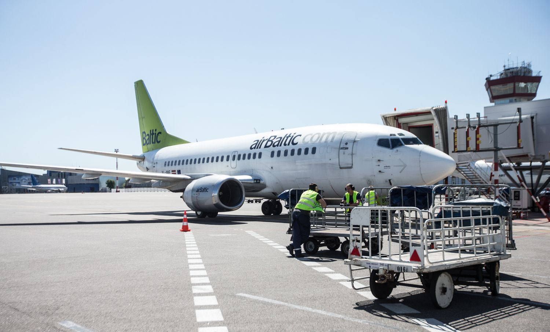 """airBaltic"" – vis dar ant prekystalio"