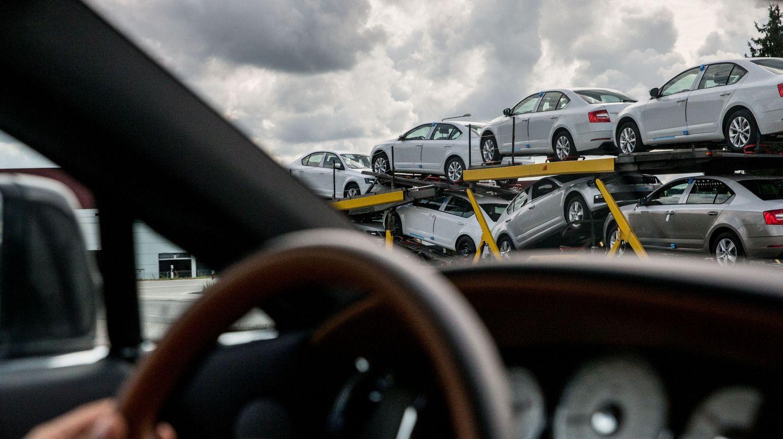 Augo ir naujų, ir naudotų automobilių pardavimai