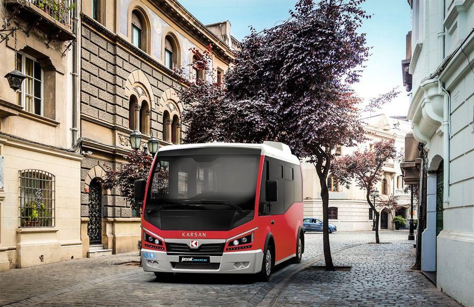 Vilnius už 1,5 mln. Eur perka 5 elektrinius autobusus