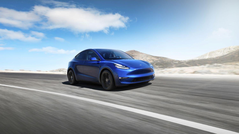 """""""Tesla"""" pagaliau pristatė """"Model Y"""""""