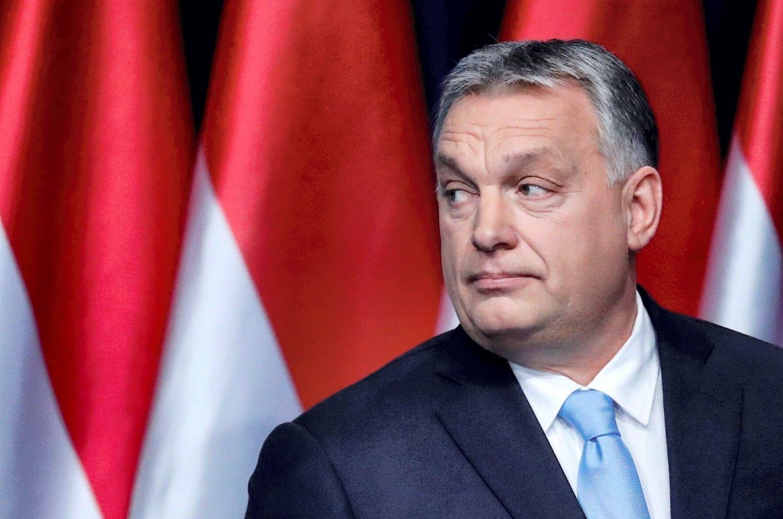 """V. Orbanas prašo G. Landsbergio palikti """"Fidesz"""" ES dešiniųjų organizacijoje"""