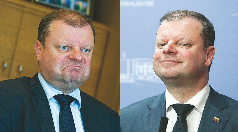Juditos Grigelytės  ir Vladimiro Ivanovo (VŽ) nuotr.