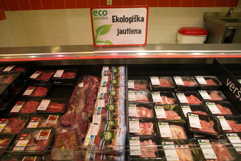 Lietuvoje yra erdvės ekologiškai produkcijai