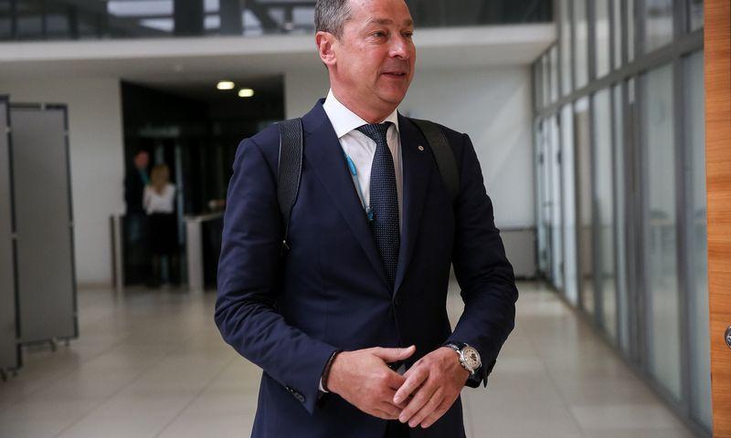 Artūras Zuokas pergalės Vilniaus mero rinkimuose atveju nebežada grįžti prie savų avialinijų finansavimo projekto. Vladimiro Ivanovo (VŽ) nuotr.