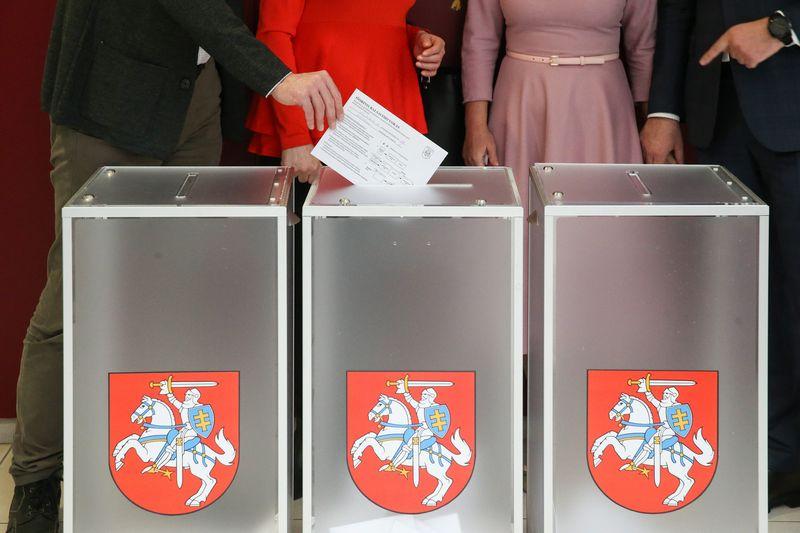 Merų rinkimai II turas. Vladimiro Ivanovo (VŽ) nuotr.