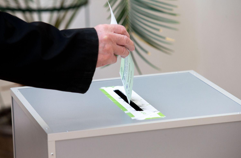 Finišavo merų rinkimų antrasis turas