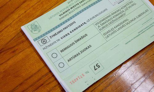Daugiausia rinkimų pažeidimų – dėl neleistinos agitacijos