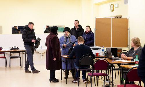 Rinkėjų aktyvumas antrame ture mažesnis