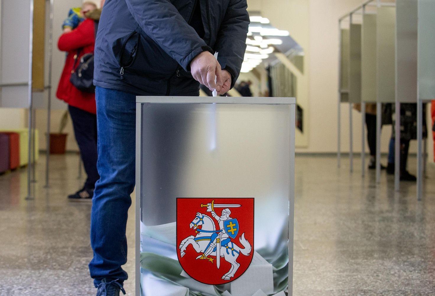 Du trečdaliai Lietuvos renka merus