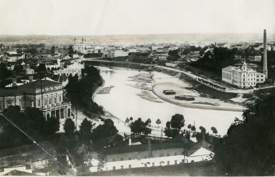 Istorija: murzinas ir brangus XIX–XX a. sandūros Vilnius