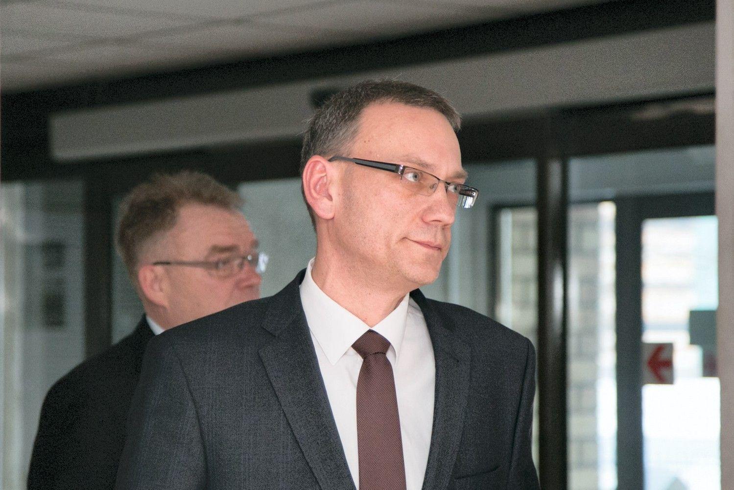 Sausio 13-osios bylą tyręs buvęs prokuroras S. Slapšinskas sulaukė kaltinimų Rusijoje