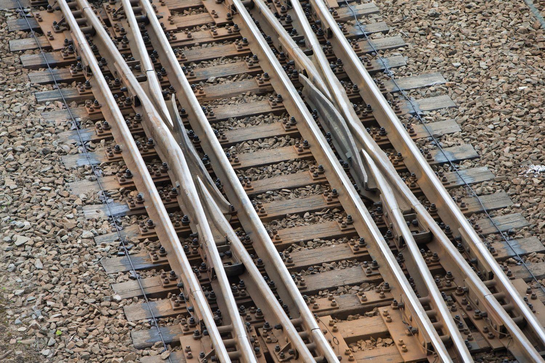 Geležinkelio tiesimo centras praneša iškopęs iš nuostolingos veiklos
