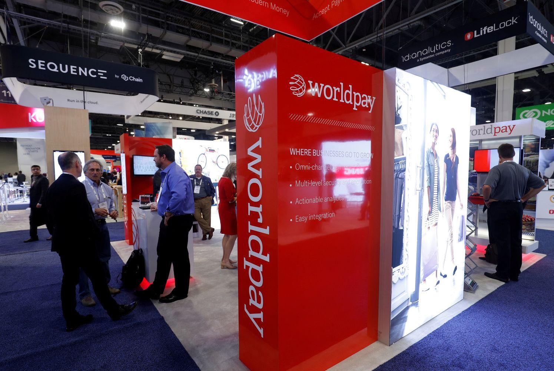 """Pranešimas apie 43 mlrd. USD sandorį """"Worldpay"""" akcijas šokdina 13%"""