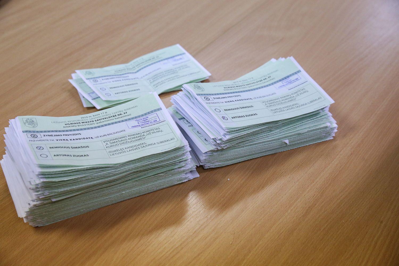 Politologai: savivaldos rinkimus laimėjo personalijos