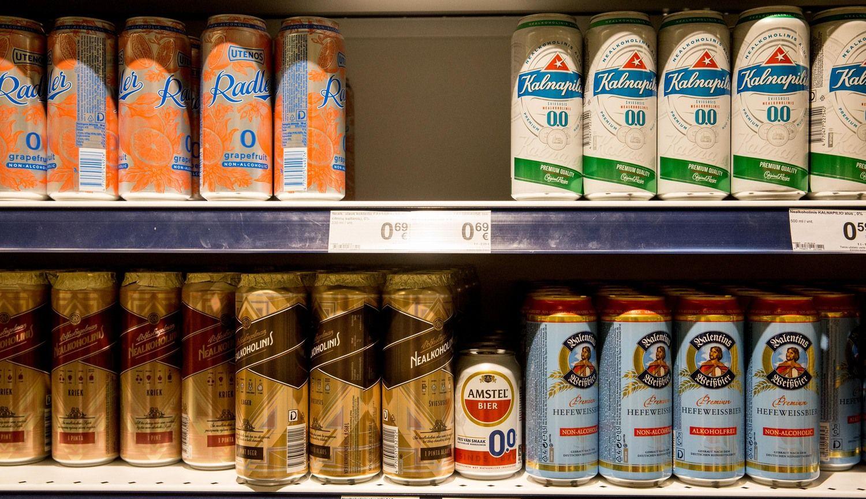 Nealkoholinis alus – kitaip kaip revoliucija to nepavadinsi