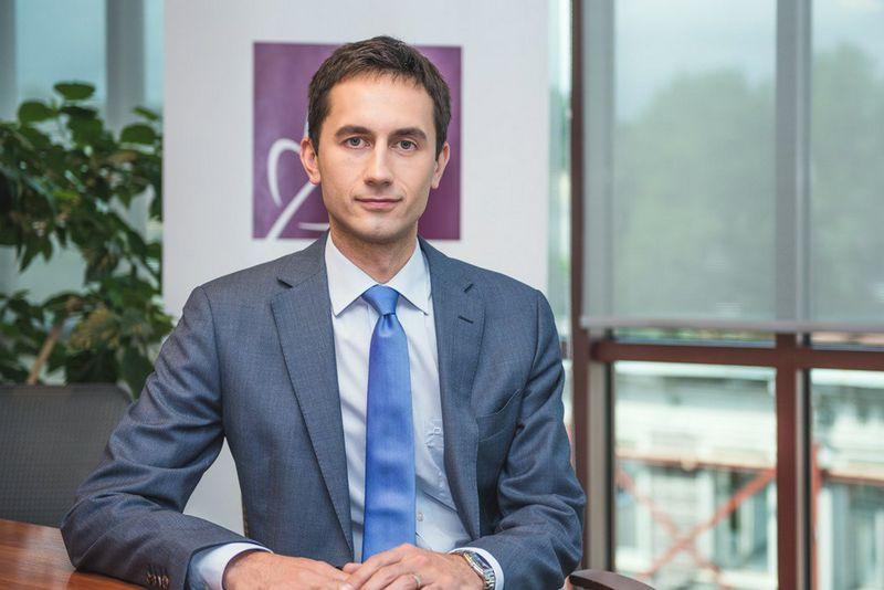 Audrius Žvybas, avokadų kontoros GLIMSTEDT vyresnysis teisininkas, advokatas.