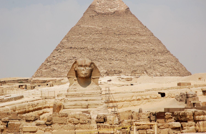 Turistai grįžta į Egiptą