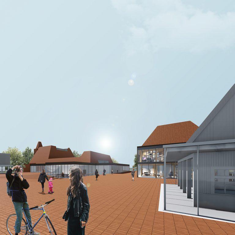 Išrinktas geriausias Trakų kultūros rūmų rekonstrukcijos projektas