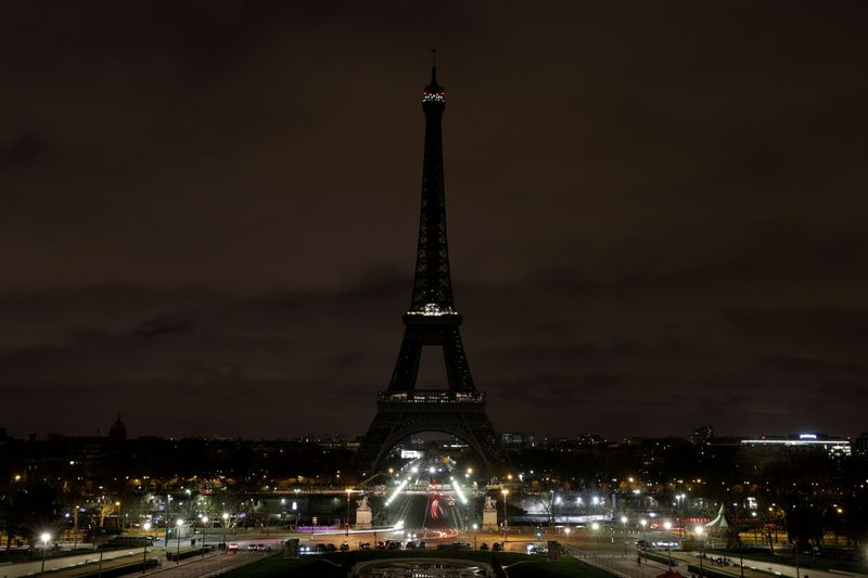 "Paryžius. Geoffroy Van Der Hasselto (AFP / ""Scanpix"") nuotr."