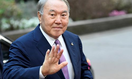 Iš prezidento posto traukiasi ilgametis Kazachstano prezidentas N. Nazarbajevas