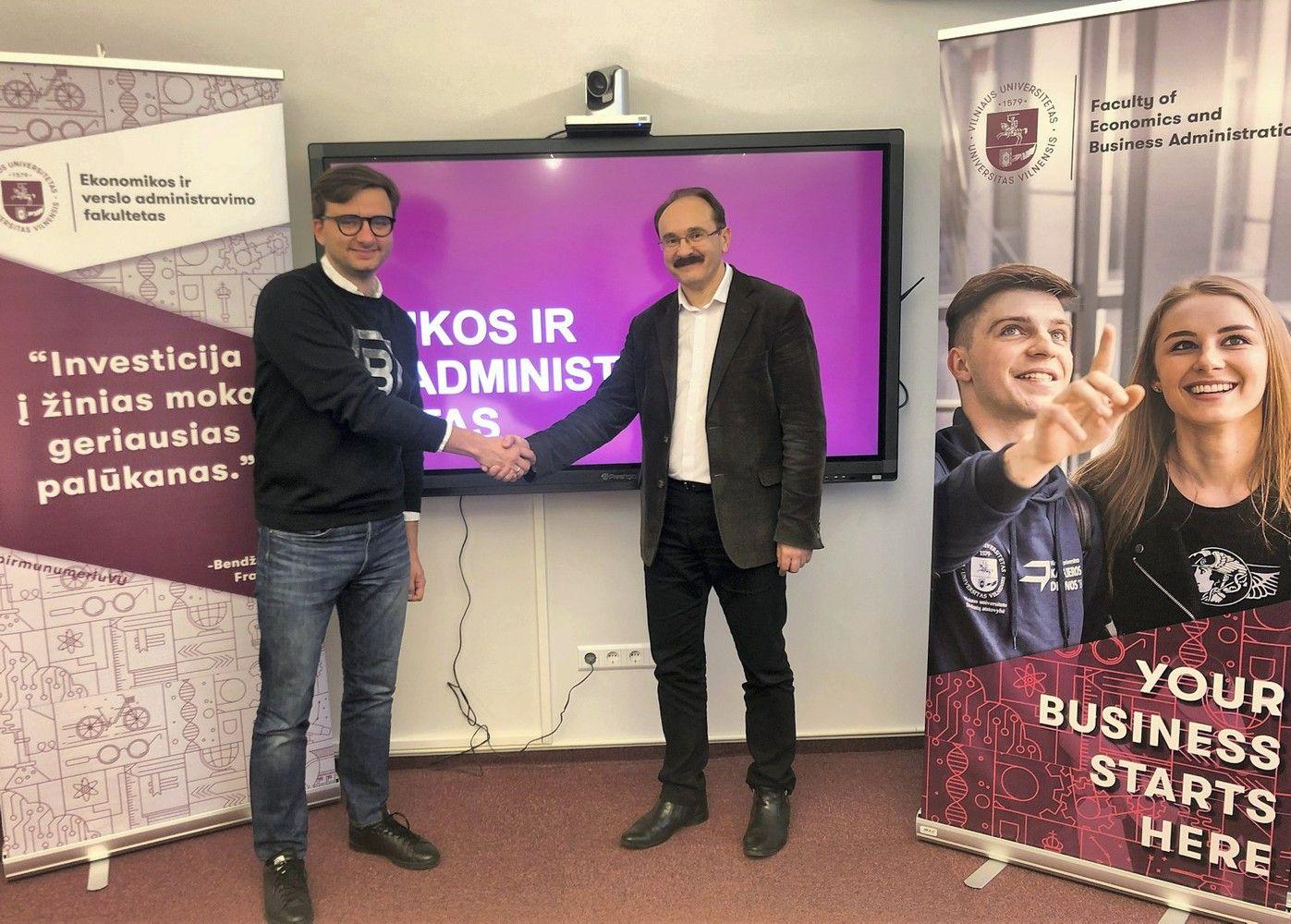 """""""BitDegree"""" su Vilniaus universitetu ieško, kaip motyvuoti besimokančius internetu"""