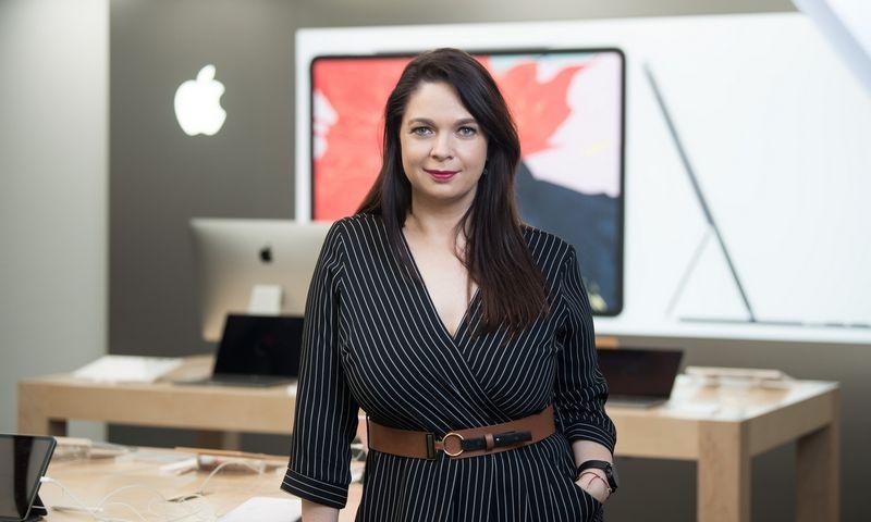 "Raimonda Gudaitė, ""Topo Centro"" Rinkodaros vadovė. Bendrovės nuotr."