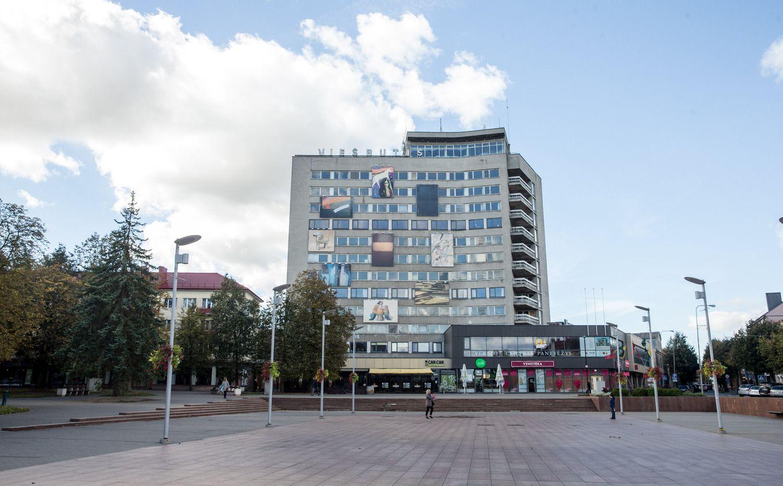 PST už 6 mln. Eur sutvarkys Panevėžio centrą