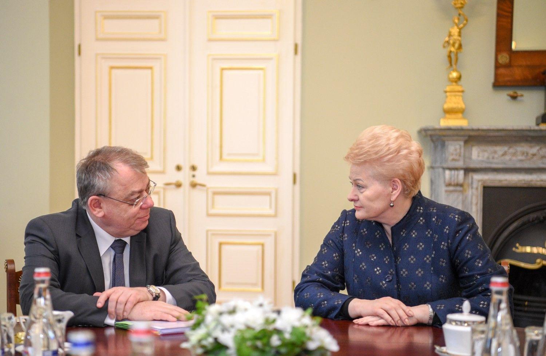 Lietuva siekia pereinamojo periodo dėl ES biudžeto išmokų mažinimo
