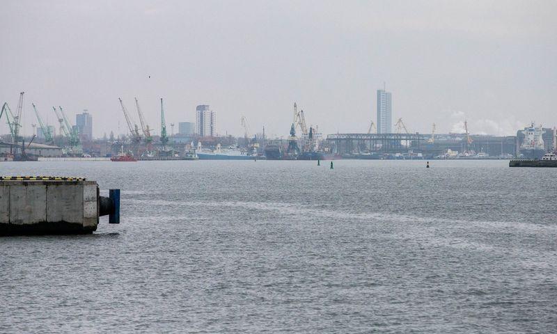 Klaipėdos uostas. Juditos Grigelytės (VŽ) nuotr.