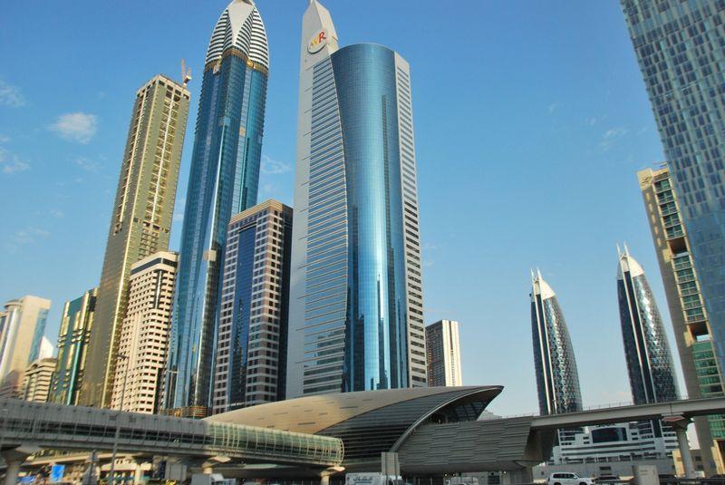 Jungtiniai Arabų Emyratai pateko į atnaujintą ES mokesčių rojų sąrašą. Kosto Baubino nuotr.