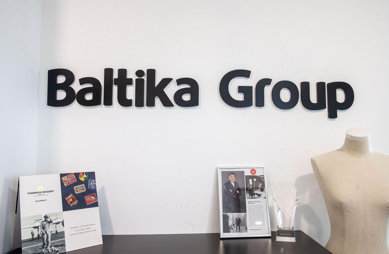 """Linko pasiimti greitą pelną iš spekuliavimo """"Baltika"""""""