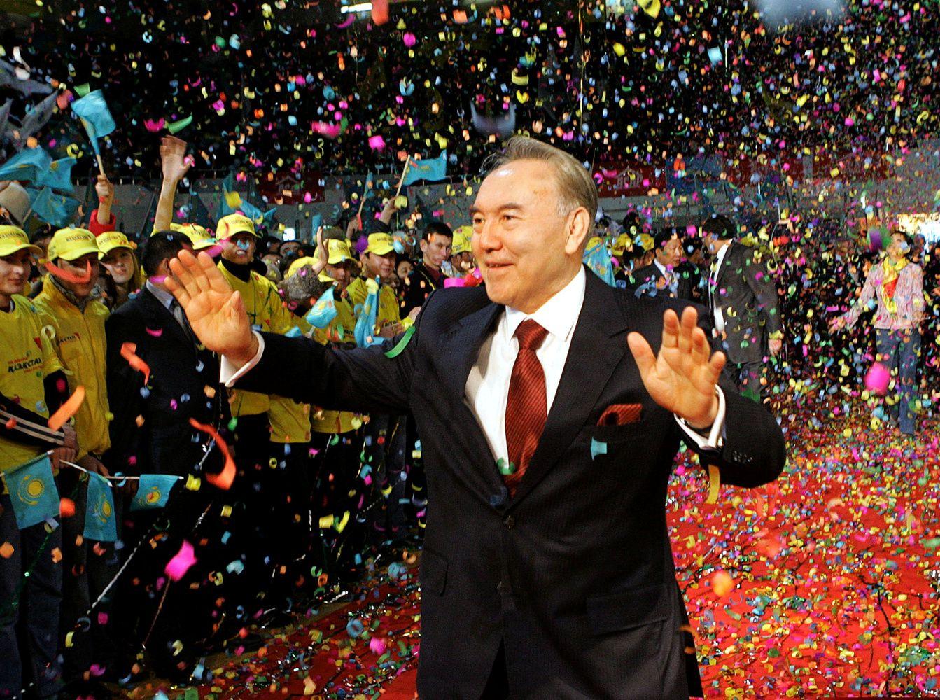 Kazachstano sostinė pervadinta buvusio prezidento vardu
