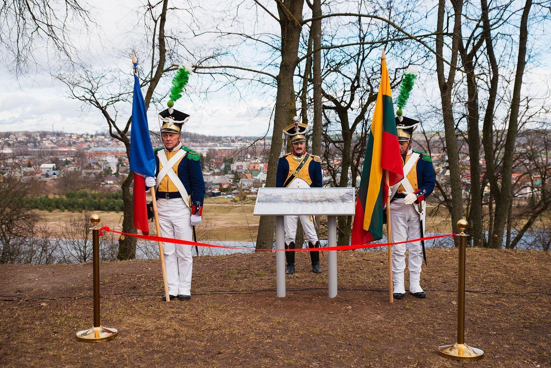 Kaunas įamžino vieną sudėtingiausių karinių operacijų