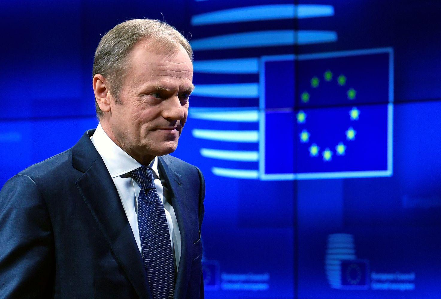 """ES dėl britų prašymo atidėti """"Brexit"""": yra papildomų sąlygų"""