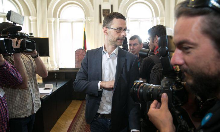Buvusiam Seimo nariui gali tekti aiškintis dėl 232.000 Eur