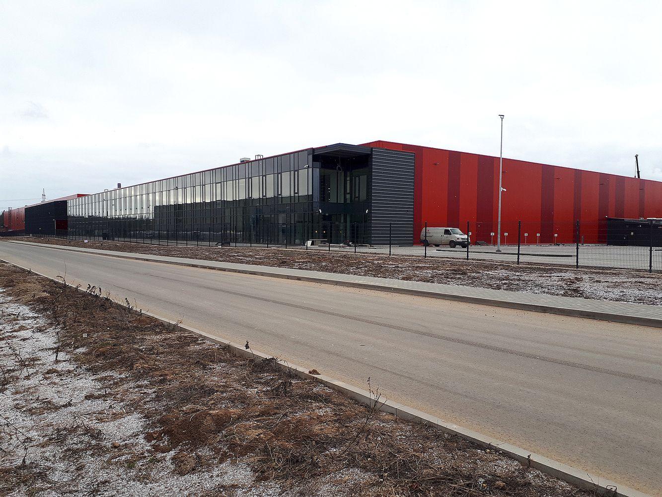 Atidaro��Fredos� fabrik�: investuoti 53 mln. Eur, gamins naujos kartos baldus