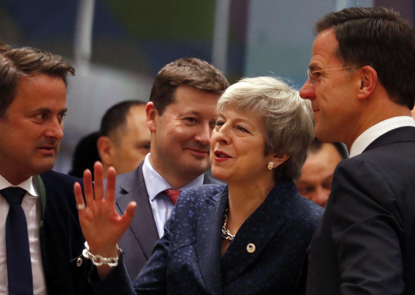 """ES atsakas britams: """"Brexit"""" negali būti atidėtas ilgiau negu EP rinkimai"""