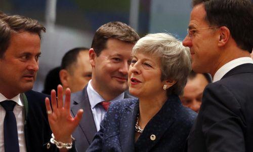 """ES leido pratęsti """"Brexit"""", bet su viena sąlyga"""
