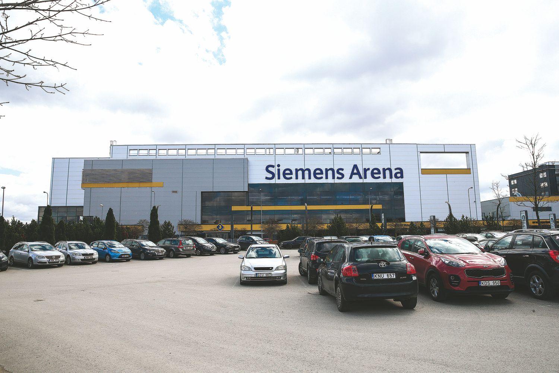 Nauji sprendimai į arenas pritraukia daugiau klientų