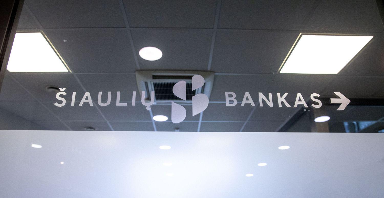 Biržoje neblėsta susidomėjimas Šiaulių banko akcijomis