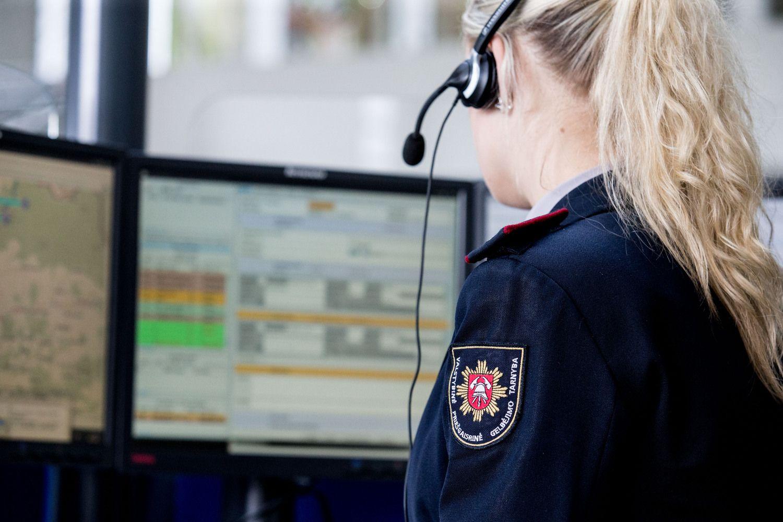 Joniškio rajone aerodrome nukrito sraigtasparnis,žuvo du vyrai