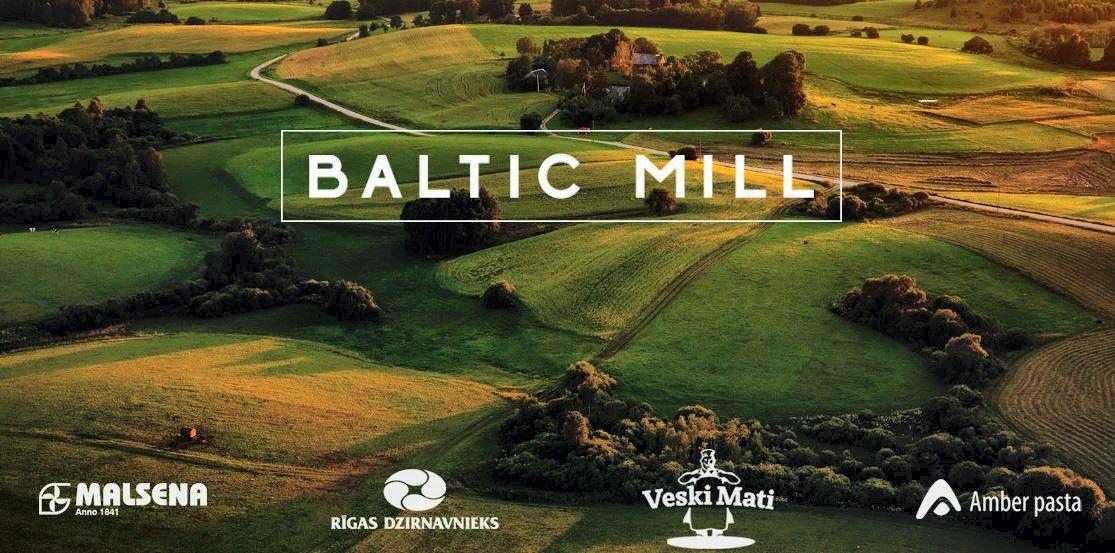 """""""Baltic Mill"""" grupė per pusmetį uždirbo 43.000 Eur pelno"""