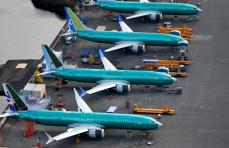 """""""Garuda"""" atšaukia 6 mlrd. USD vertės """"Boeing 737 MAX"""" užsakymą"""