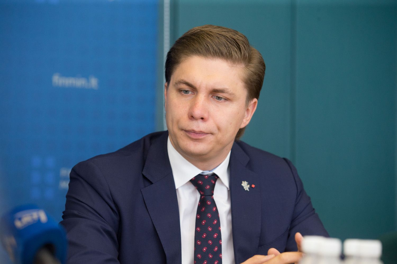 Jonavos meru išrinktas M. Sinkevičius nebenori siekti LSDP vadovo posto