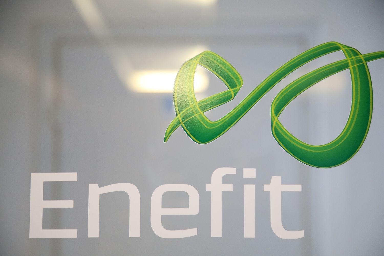 """""""Enefit"""" pajamos augo 57%"""