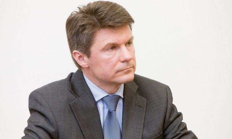 """Romas Švedas, AB """"Lietuvos geležinkeliai"""" valdybos pirmininkas.Juditos Grigelytės (VŽ) nuotr."""