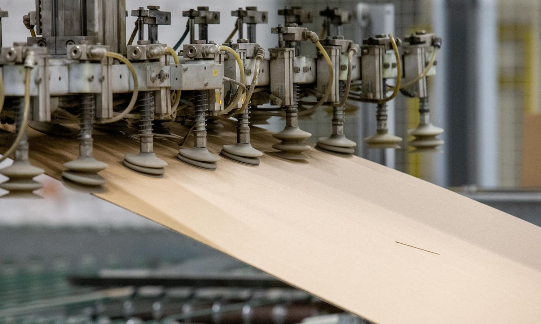 Vasarį pramonė pagamino3,8% daugiau